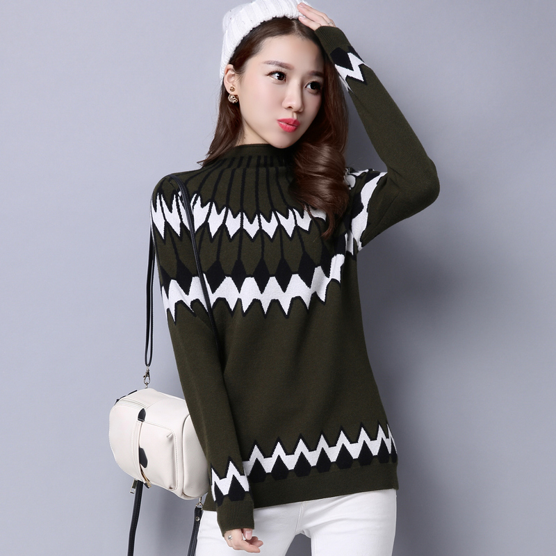 ... Sifon Kemeja Source · Korea Fashion Style pullover perempuan lengan panjang sweater bottoming kemeja MX1919 hijau