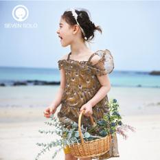 Anak Besar Perempuan Baru Gadis Sifon Gaun Hitam Daftar Harga Source · Korea Fashion Style sifon baru anak anak gaun gadis gaun Khaki