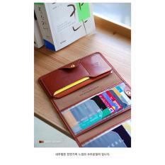 Allunique Dompet Kartu Simple 32 Slot Korean Card Wallet - HijauIDR80000. Rp 98.000