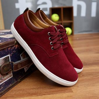 Bandingkan Harga Sepatu Sneaker Warna Biru Anak Muda Sepatu Pria Kulit Asli dan  Info Lengkap 42c6a54b3e