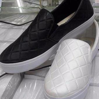Labelledesign Sepatu Wanita POXING LOPPI - HITAM - 4