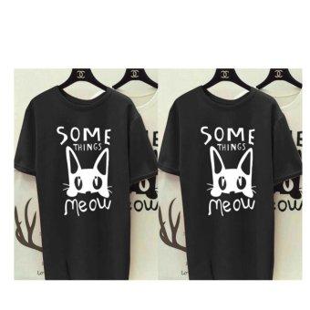 Labelledesign Somethings Meow - Black