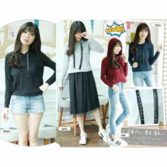 Labelledesign Sweater Sella - Black