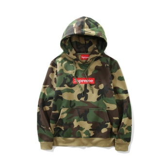 LIMENG 2017 Supreme Good Quality Hip Hop Men Women Thicken Hoodies Sweatshirts Fleece Men Winter Autumn Thick Streetwear Mens Hoodies Supreme Clothing Series 1 (Army Green) - intl