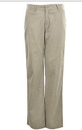Home  Olahraga   Outdoor  Sepatu   pakaian. LINING akxg006-1 Shishang warna  solid wanita kasual celana panjang (Gelap khaki) 6d8b3e6460