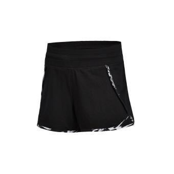 Gambar LINING Kasual Wanita Baru Pelatihan Rajutan Olahraga Celana Celana  Olahraga (Standar hitam) 1515fbc38c