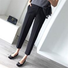 memakai celana panjang celana bottoming celana (Abu. Source · LOOESN Korea .