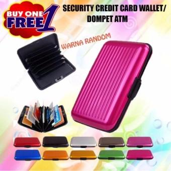 Mairu Promo Sale Security Credit Card Walet Dompet ATM DompetKartunama Kartu Kredit