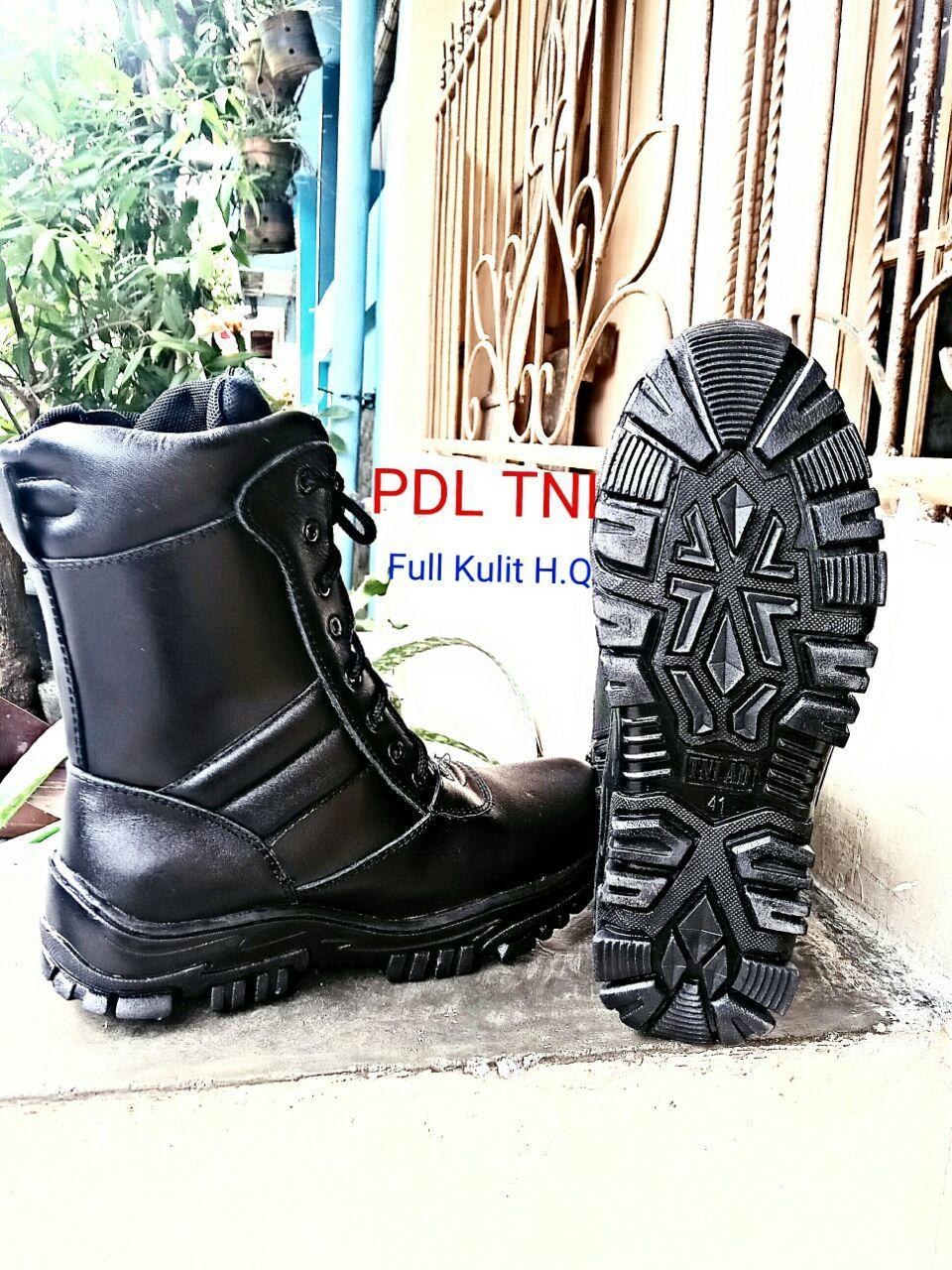 Man Dien Sepatu Pdl Provos Polri Hitam Putih Daftar Harga Terbaru Pkd Atau Jahit Pria Tni Full Kulit