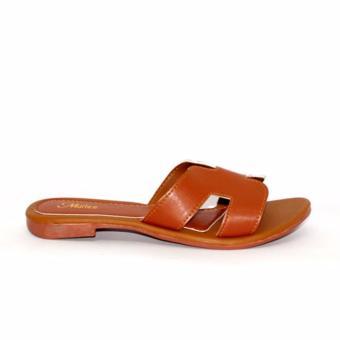 Marlee DN-18 Sandal Santai Wanita - Coklat - 3