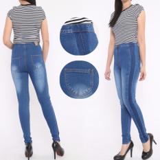 master jeans celana highwaist wanita model terbaru