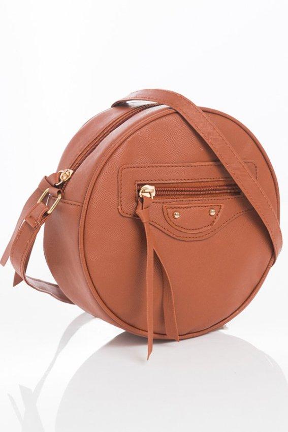 Mayonette Felipe Sling Bag Coklat Ezyhero Source · Mayonette Balen Shoulder Coklat