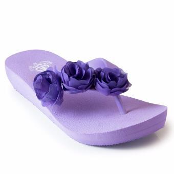 Harga Megumi Sandal Anak Lantana Cream Dan Ulasannya Toko Hornacko Source · Megumi Sandal Jepit Wanita Aster Purple