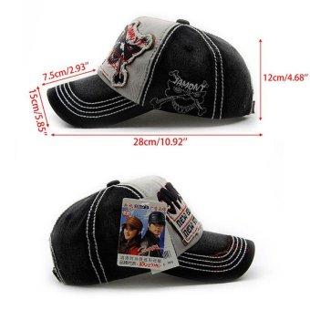 Topi hip hop Snapback keren yang dapat dibentuk sesuka hati pria dan wanita  . 277a3b7657