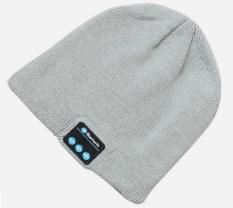 Men Women Winter Outdoor Sport Bluetooth Stereo Music Hat Wireless - intl