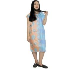 Midi, Daster Midi, Dress Santai, Baju Tidur, Piyama, Atasan Batik (BPT002-10)