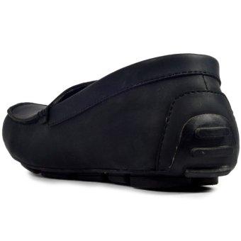 MIG Footwear Mikoyan Moccasin Black - Hitam - 4