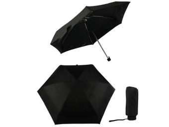 Mini Pocket Rainy & Sunny Umbrella Folding Fashion Women Small Parasol Umbrella - intl ...