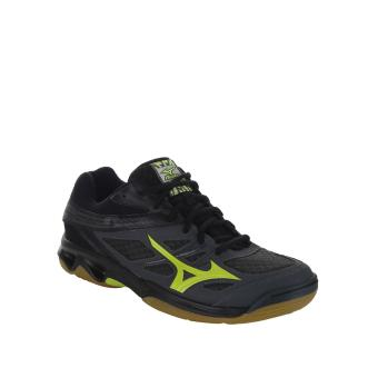 Mizuno Thunder Blade Dark Shadow / Safety Yellow / Black