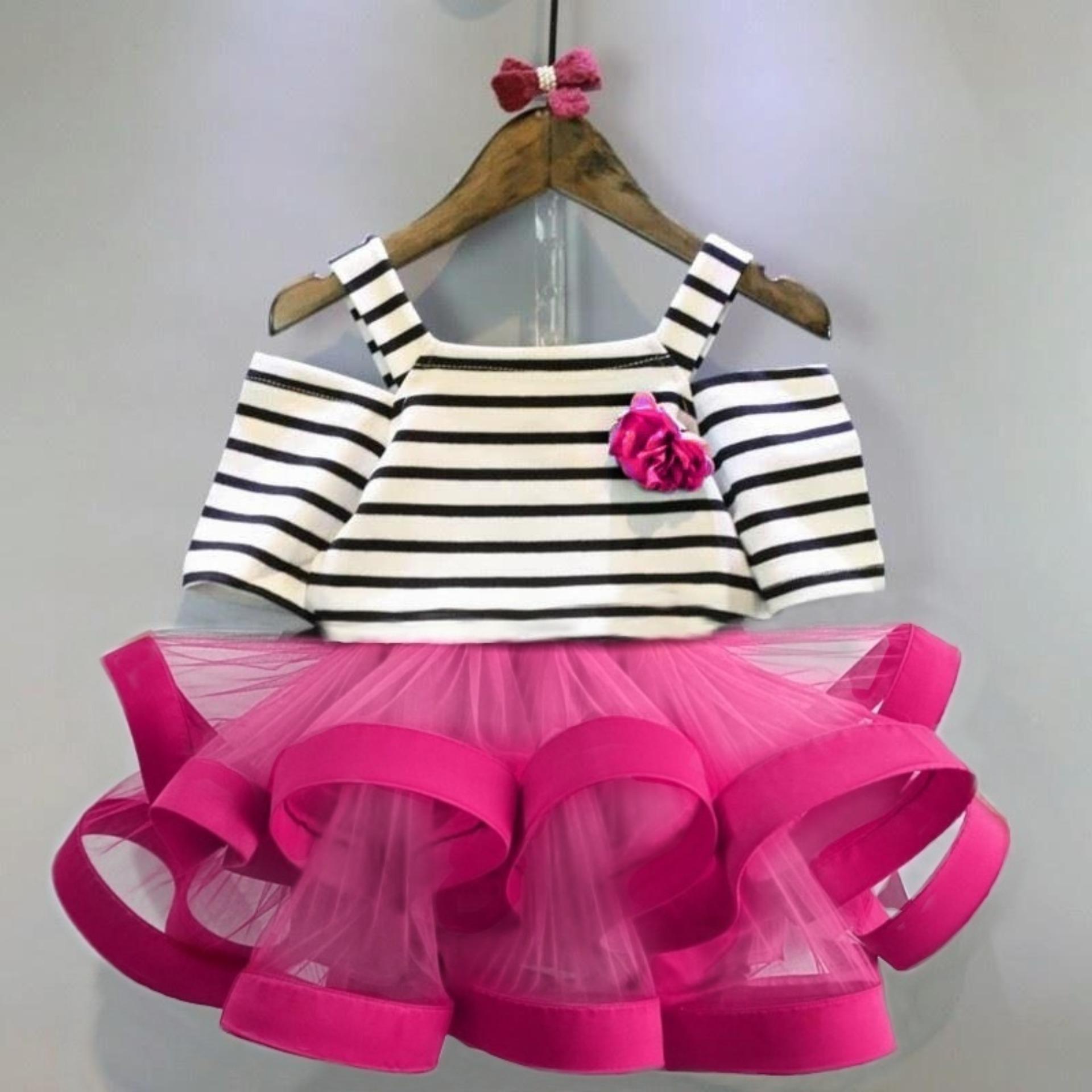 MJ Dress Anak Sabrina Doroty kids - Salur