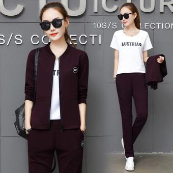 MM Ukuran Plus kode pakaian wanita jas (PARK'S yang mendalam 22 huruf model)