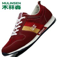Flash Sale MULINSEN Korea Fashion Style bernapas jala jala pasang ... 81ae88f23f