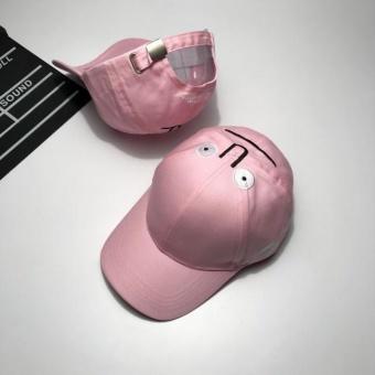 Harga Terendah Musim Gugur Dan Musim Dingin Korea Fashion Style Perempuan Ekspresi Topi Baseball Topi (