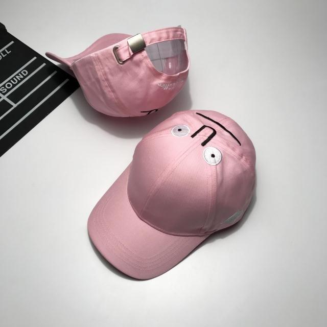 Musim Gugur Dan Musim Dingin Korea Fashion Style Perempuan Ekspresi Topi Baseball Topi (U ekspresi