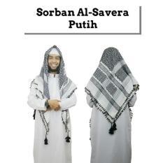 Nabawi Sorban Haji Arab Savera  - Putih