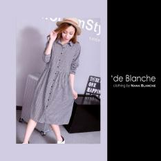 Nana Blanche Filo Dress/Tunik Wanita - 922 Black