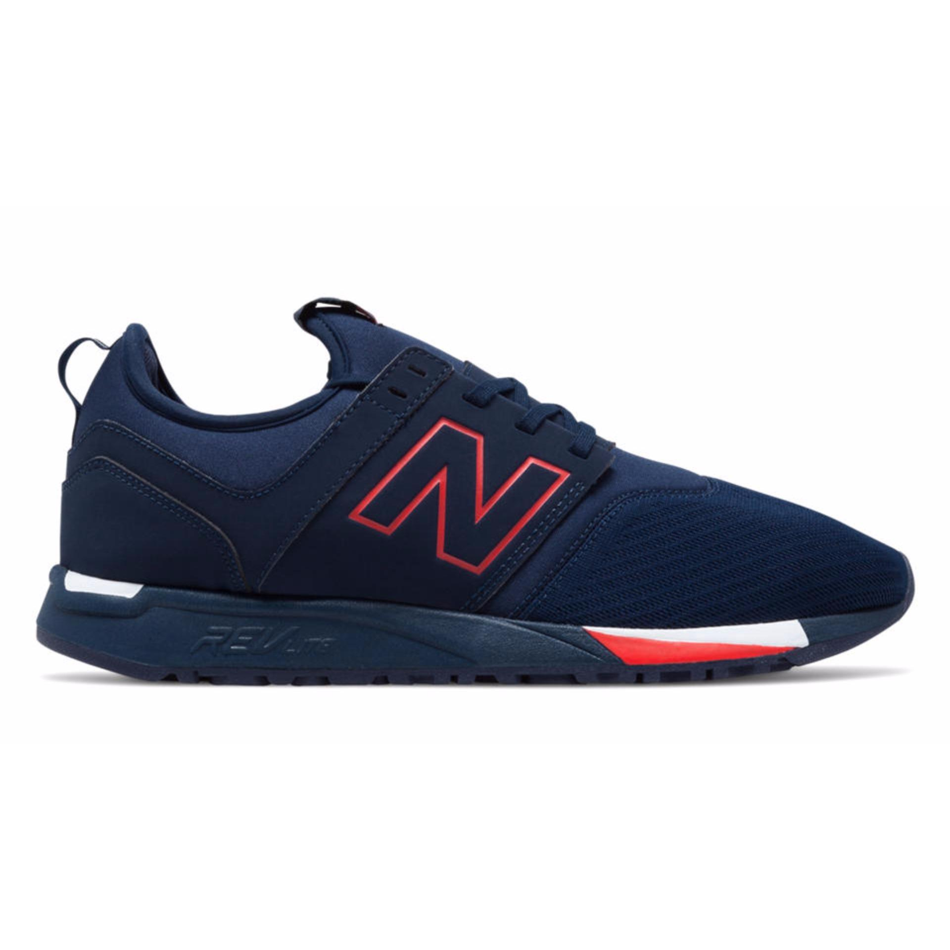... New Balance 247 Classic - Sepatu Pria - Navy ...