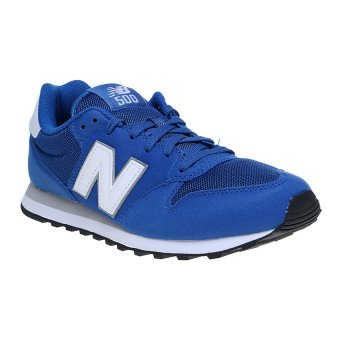 New Balance GM500BSW Mens Lifestyle 500 - Blue/White