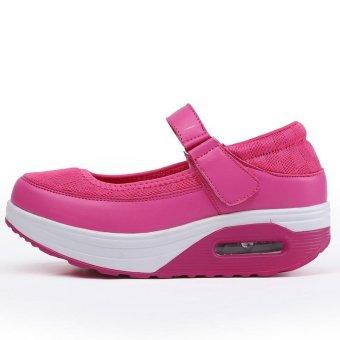 Harga New Fashion Wanita Sepatu Casual Jalan Sepatu Manis Sepatu datarWomen  Casual Shoes Street Shoes Sweet 74cfbc3d0e