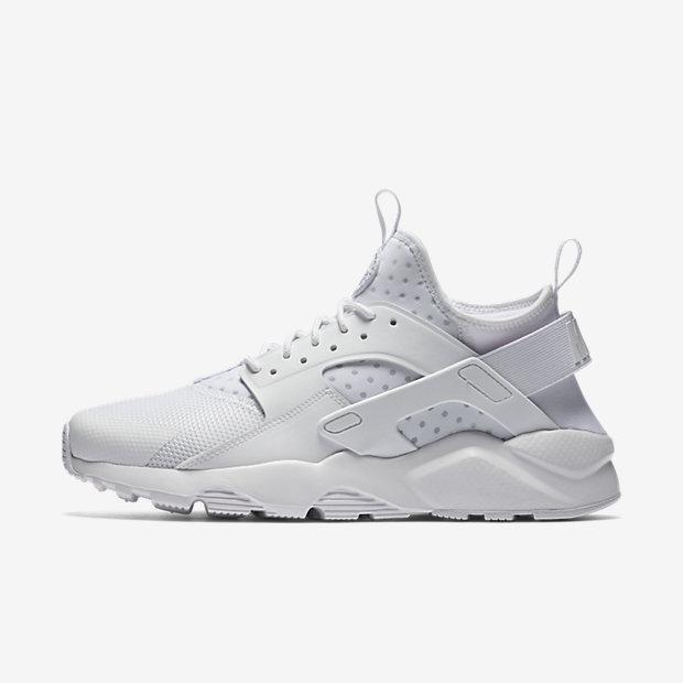 a3cec5ecb870 ... where can i buy nike men air huarache run ultra shoe white 819685 101  us7 11