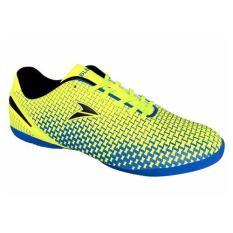 Nobleman Sepatu Futsal Raider - Volt Blue