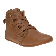 North Star Trump Shoes - Cokelat