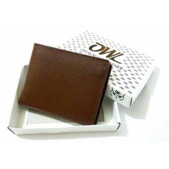 Inficlo Dompet Pria Javan Mens Zip Around Wallet Coklat - Daftar ... b0d8650981