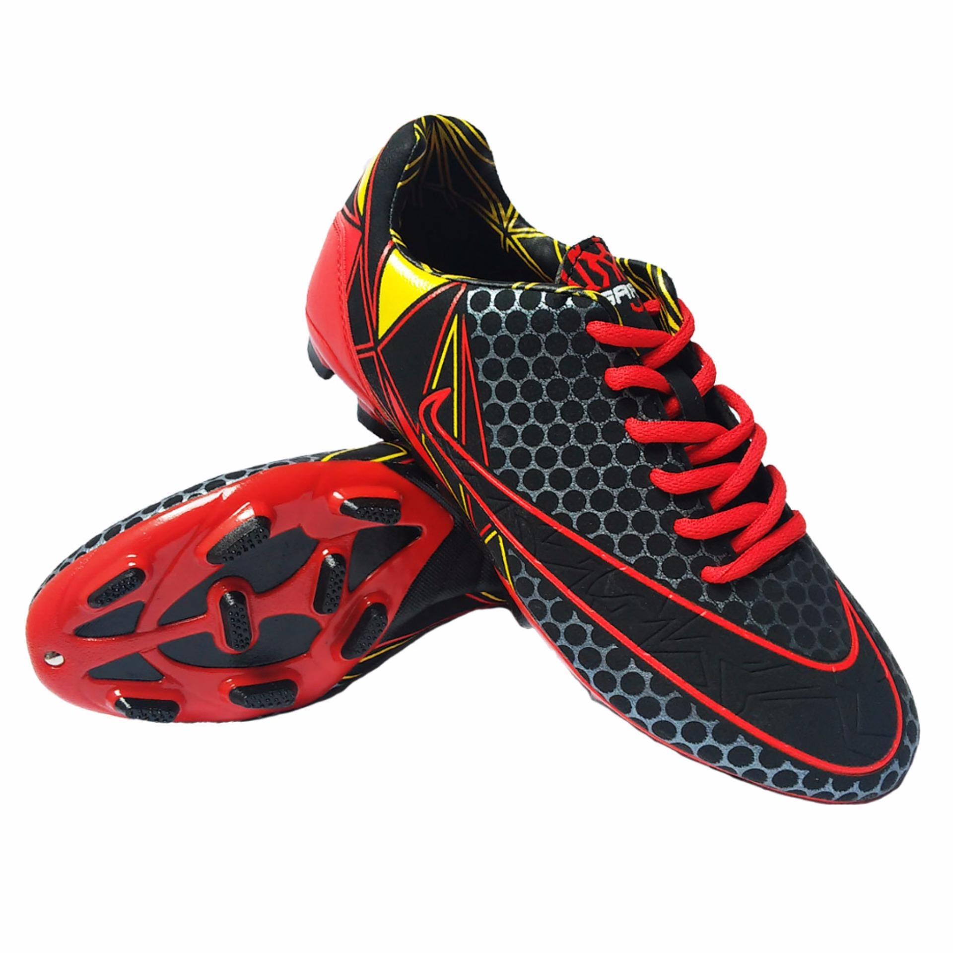 Ogardo Maradona Soccer Sepatu Sepak Bola Pria Merah Lazada Indonesia . 1545058082