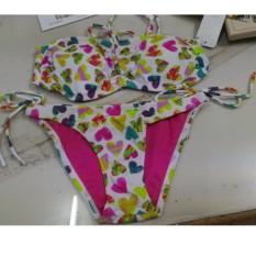 Oleno Women Sexy Bikini Printed Padded Beachwear Bikini - Multicolor