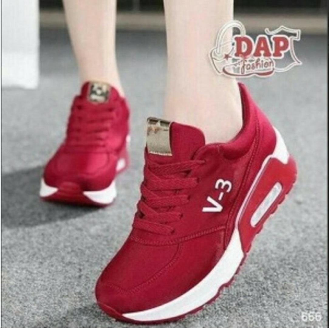 Beli Salvo Sepatu Kets Sneakers Dan Kasual Pria Size 36 40 Onetho V 3 Olah Raga Wanita Murah