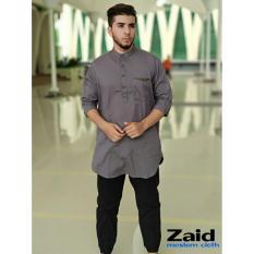 Pakaian Muslim Pria  - Baju Gamis Pria - Kurta Pakistan Zaid 101