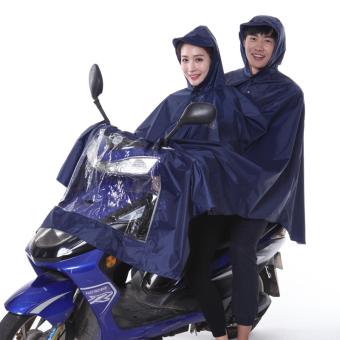 Flash Sale Paradise Luar Rumah Ukuran Plus Diperpanjang Dewasa Jas Hujan Sepeda Motor Mobil Jas Hujan