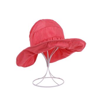 harga Perempuan matahari musim panas pantai topi besar matahari topi lebar (ZD semangka Hong) Lazada.co.id