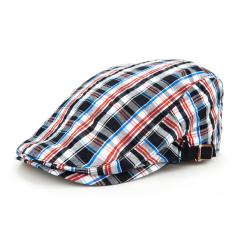 Perempuan matahari topi matahari topi musim panas topi musim panas matahari topi (Merah dan hitam