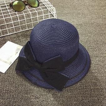 Katun Unisex Topi Baseball Klasik Solidcolor Topi Olahraga Musim Panas. Perempuan musim panas topi topi topi pantai topi jerami anak-anak (Semua Kode +