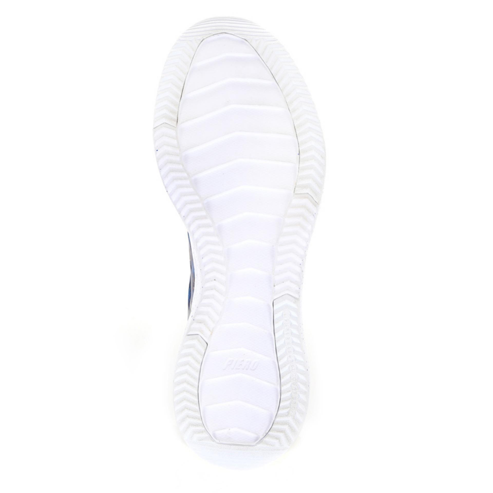 Belanja Murah Piero Jogger Fuse Falconblue Falcon Diskon Penjualan Sepatu Sneakers Eva Trainer Dark Pack Hitam