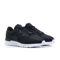 Piero Sepatu Sneakers Vx9 Monochrome - Black White