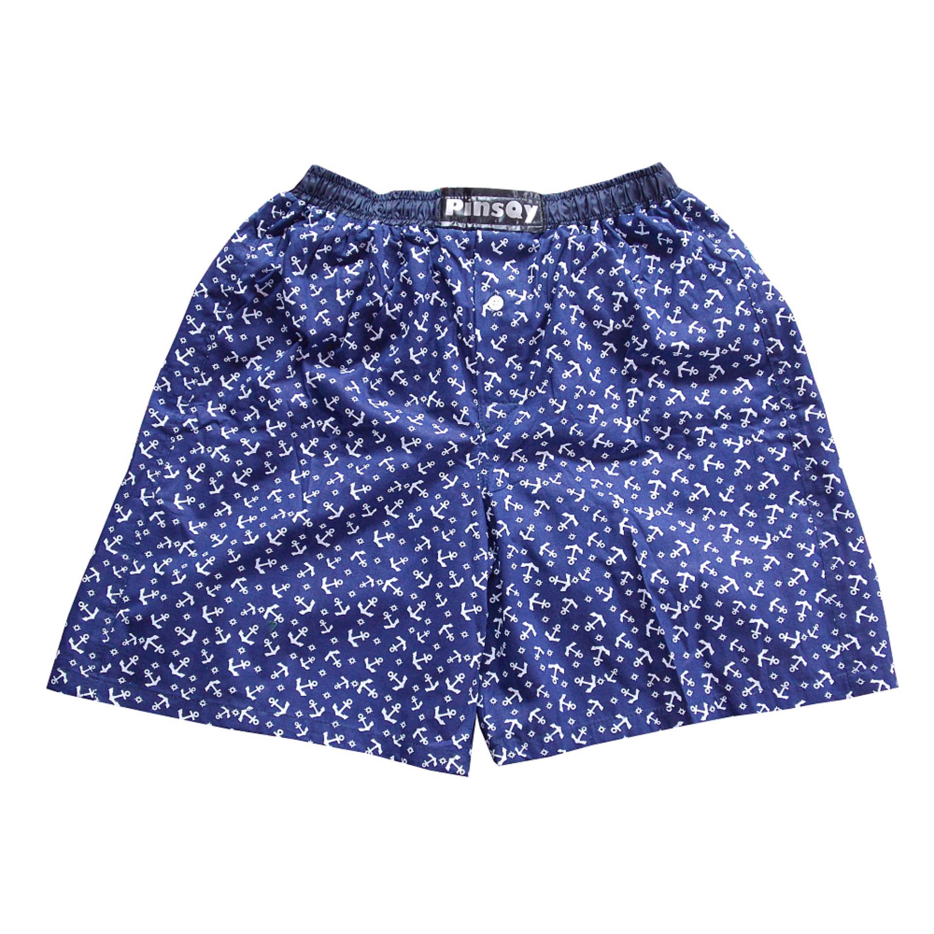 Harga Penawaran Pinsqy Boxer Pria Wanita Celana Pendek Material P 1 Dalam Seamless Trunks 01 2 Pcs Katun Korea