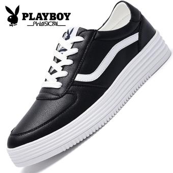 Beli PLAYBOY Korea siswa sepatu pria sepatu (Hitam) Murah ... 64a3e7f59c
