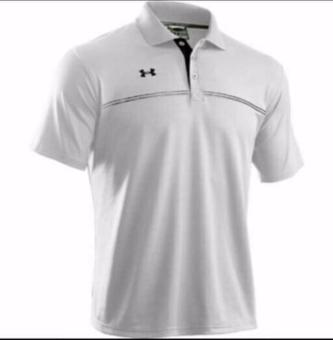 POLO SHIRT KAOS KERAH UNDER ARMOUR LINE
